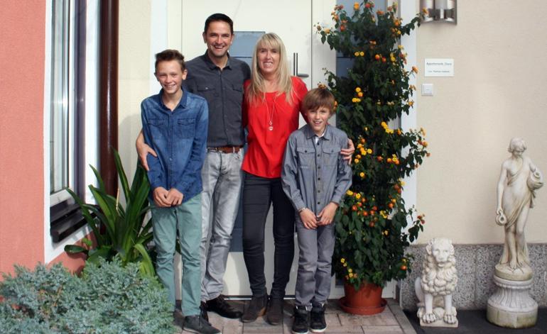 Gastgeberfamilie